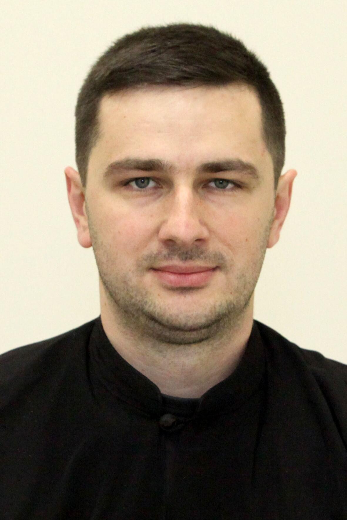 Reverend Vitalii Stashkevych